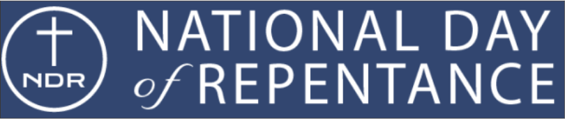 The National Day of Repentance Logo