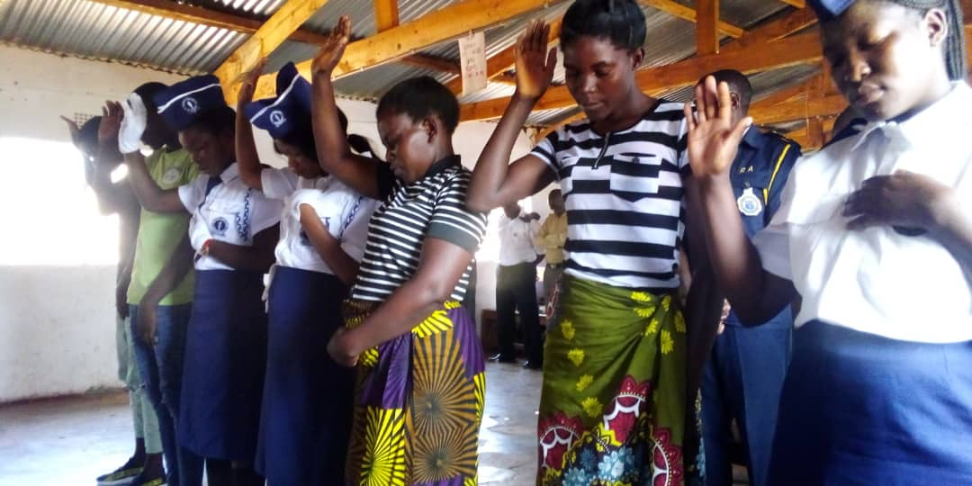 Zambia Repentance